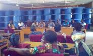 Nkoranza South Municipal Assembly Discuss Nkoranza Two Days Market With The Market Leaders