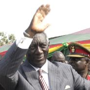 President Salutes Ghana 2008 Teams and Officials