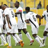 Black Stars spank Libya 3-0 in African Cup of Nations/World Cup Qualifier