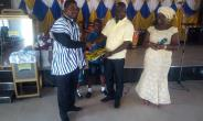 NPP Chairman Supports Widows In Damango