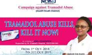 St. Elizabeth Hospital Supports Nob-J Foundation On Their Tramadol Abuse Campaign
