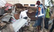 Effia Kwesimintsim Municipal Assembly Demolishes Illegal Structures