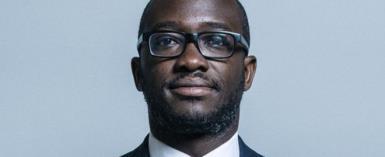 UK-born Ghanaian Is UK's Universities & Science Minister