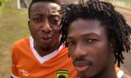 Asante Kotoko duo Annan, Yacouba make peace ahead of Coton Sports clash