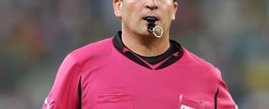 CAF Sideline Referee Daniel Bennett