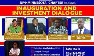 NPP Minnesota To Deliver Inauguration And Investment Dialogue Ceremony