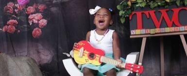Stunning Photos of Comedian, Seyi Law's Daughter, Tiwa