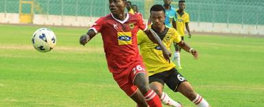 Michael Yeboah Rubbishes Reports Of Being Sacked From Kotoko Training