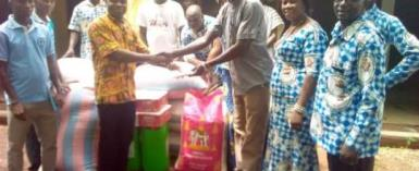 Saint Victor's Major Seminary Gets Support From OLA