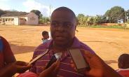 Pastor Raymond Tetteh