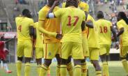 2019 AFCON qualifier Group G: Ten-man Zimbabwe stun DR Congo in Kinshasa