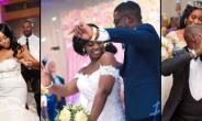 5 Ghanaian couples who stole the show at their own weddings