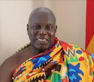 Dr. Barfour Adjei-Barwuah, Ghana's Ambassador to USA