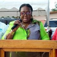 Make Hand Washing Practices A Routine—Hon. Tina Mensah Advises Constituents