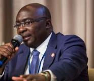 Vice-president Dr. Bawumia