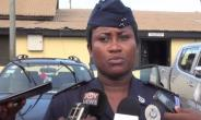 Afia Tenge is a Public Relations Officer of the Greater Accra Police