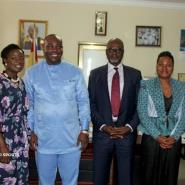 GFA Normalization Committee Calls On Minister of Youth and Sports