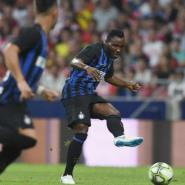Kwadwo Asamoah Eyes Famous Victory In Milan Derby Over AC Milan On Sunday