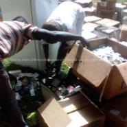 Walewale District Hospital Pharmacy Gutted By Fire