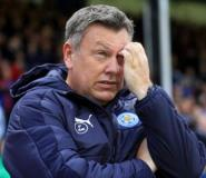 Leicester City Sack Coach Four Months After Appointment