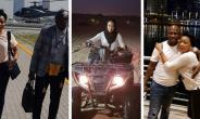 Actress, Lizzy Anjorin gets Hijacked by Friends Abroad