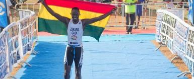 Ghana Hosts West African Zone One Triathlon Championship 11th November