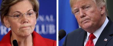 DNA in Trumpland: Elizabeth Warren's Native American Dance