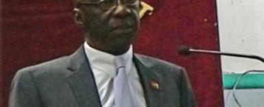 H.E. Professor Samuel Amoako