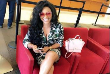 Actress, Mercy Aigbe all Shade of Beauty