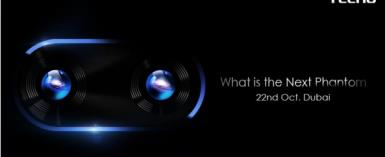 The Countdown Is On, Explore Your New Horizon, The New TECNO PHANTOM Is Here!