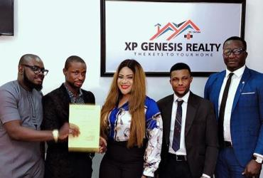 Nollywood actress, Nkechi Sunday Signs New Deal with property Company