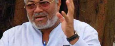 Rawlings Takes Back NDC – John Mahama Reduced to Kubolor Boy