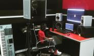 Singer, Paul Okoye Teaches Son Music Production