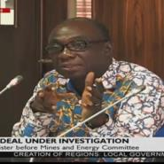 I Personally Didn't Check AMERI Background---Former Energy Minister Kwabena Donkor