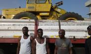 C/R: Payloader Machine Thieves Arrested At Winneba