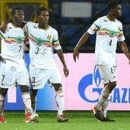 FIFA U-17 World Cup: Ghana Crashed Out By Mali