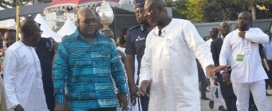 Kojo Bonsu's Flagbearership Contest Intention: A Strategy To Consolidate H.E Mahama's Votes