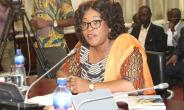 Minister of Foreign Affairs Shirley Ayorkor Botchway
