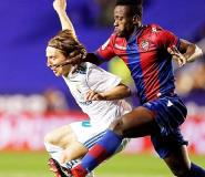 Emmanuel Boateng Hails Levante's 'Big' Win Over Real Madrid On Saturday