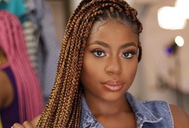 Sophia Momodu Looking Stunning in makeup