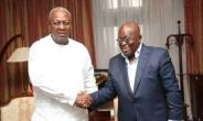 Don't Step Down In 2020; Come For The Decider--Mahama Tells Akufo-Addo
