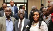 Osafo-Maafo Hails Ghana Economy AtGhana Embassy Luncheon In DC