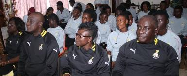 2018 AWCON: We Are Anxiously Waiting For Kick Off - Bashir Hayford