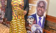 Spotlight - Dr. Tobbin Honored with Humanitarian Icon of Africa Awardat the United Nations