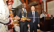 Spotlight - Dr. Despite and Dr. Ofori Sarpong Honored with Men ofGhana Award at the United Nations