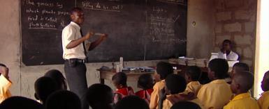 When Ghanaian Schools Get New Teachers