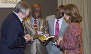 Dr. Thomas Mensah Honored By Association Of Ghanaians In Las Vegas Nevada