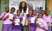 Queen of Aso winner,Kome Igbho Mark world polio day with Medicaloutreach