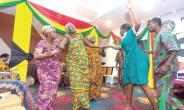 A display of drama depicting health challenges in ECOWAS