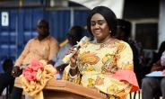 GES And GHS Gets GHc120,000 Support From Hon. Barbara Oteng Gyasi